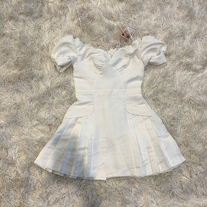 Brand New Self Portrait Mini Dress